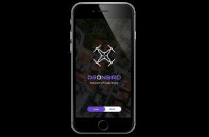 DronBird App